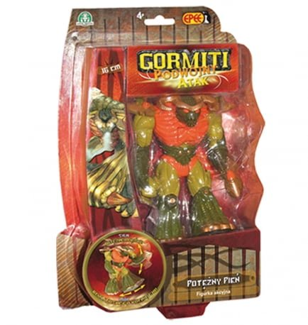 Gormiti FE – Figurka akcyjna 16 cm - gph01510_1_x