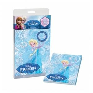 Frozen – Kraina Lodu – Magiczny Pamiętnik Elsy ze światłem