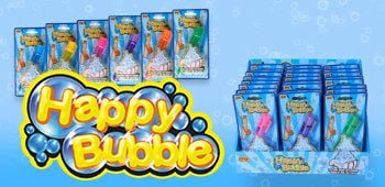 Happy Bubble – Tęczowe Bańki do Łapania