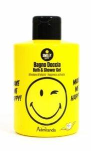 SMILEY – Żel pod prysznic i do kąpieli 300 ml żółty