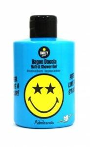 SMILEY – Żel pod prysznic i do kąpieli 300 ml niebieski