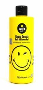 SMILEY – Żel pod prysznic i do kąpieli 500 ml żółty
