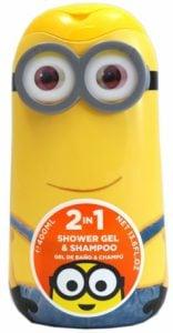 Minionki – 2w1 – Żel pod prysznic + szampon 400 ml