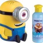 Minionki – Żel pod prysznic i szampon 200 ml + skarbonka - kav6287_1_x - miniaturka