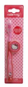 Hello Kitty – Szczoteczka do zębów z nakładką