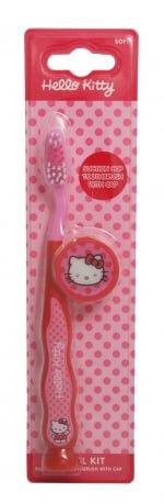 Hello Kitty – Szczoteczka do zębów z nakładką - kgr81005_1_x