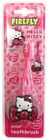 Hello Kitty – Szczoteczka z uchwytem i przyssawką 3D - kgr81395_1_x