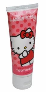Hello Kitty – Pasta do zębów 75 ml