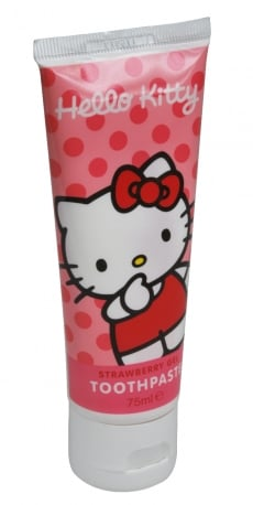Hello Kitty – Pasta do zębów 75 ml - kgr81968_1_x