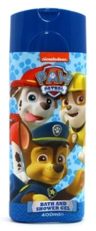 Psi Patrol – Żel pod prysznic 400 ml - kko30002_1_x