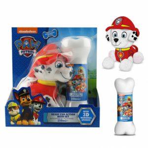 Psi Patrol – Zestaw Ratunkowy płyn 150 ml + myjka 3D