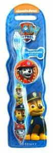 Psi Patrol – szczoteczka do zębów z nakładką