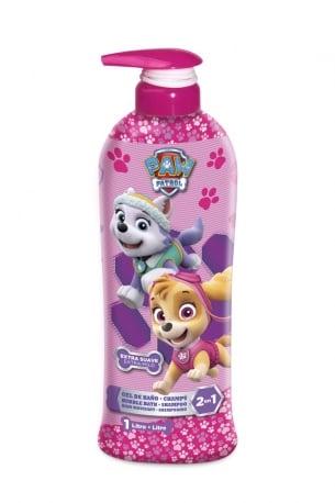 Psi Patrol – Płyn do kąpieli i szampon 1000 ml - klo1121_1_x