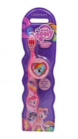 My Little Pony – Szczoteczka do zębów z nakładką - klo1564_1_x