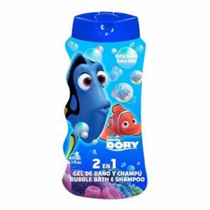 Gdzie jest Dory – 2w1 – Płyn do kąpieli + szampon 475 ml