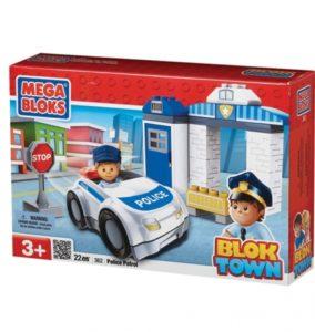 Blok Town – Zestaw tematytczny mini, 16 elementów
