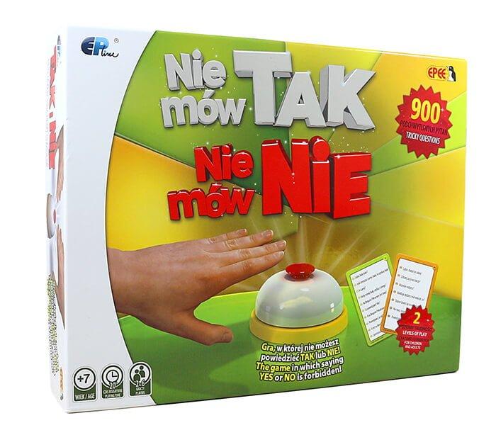 Nie mów TAK, Nie mów NIE – gra familijna - nie-mow-tak-nie-mow-nie-gra-familijna-ep02850-1