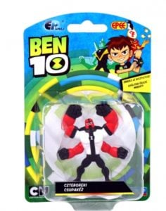 Ben 10 – Minifigurka – blister 13 ass.