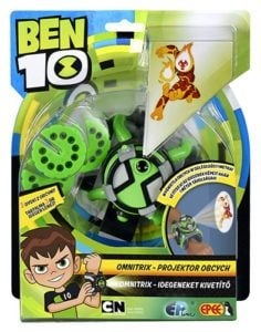 Ben 10 – Omnitrix Projektor