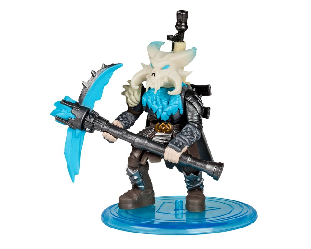 Fortnite – figurka z akcesorium - 63509-fortnite-s1-solo-fig-pack-6