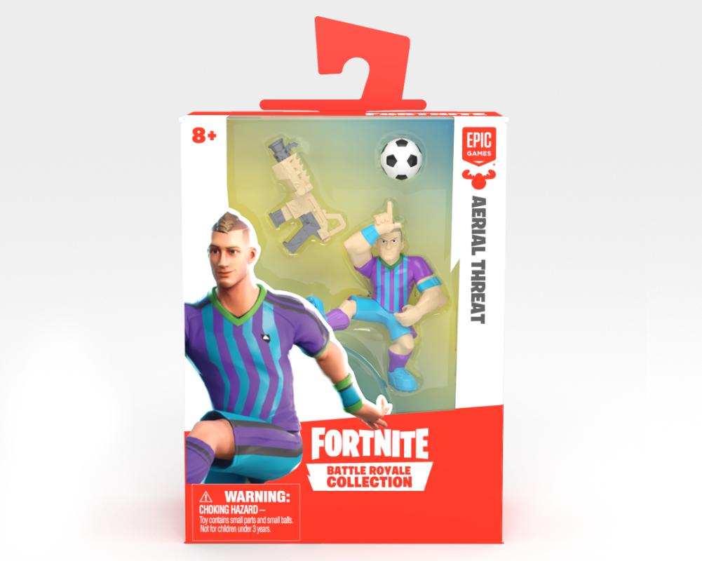 Fortnite – figurka z akcesorium - 63509-fortnite-w2-solo-fig-pack