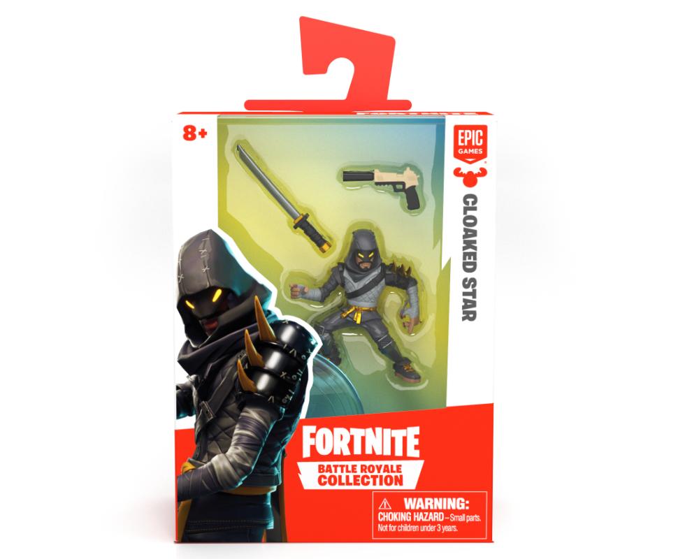Fortnite – figurka z akcesorium - 63509-fn-w3-solo-pk-6