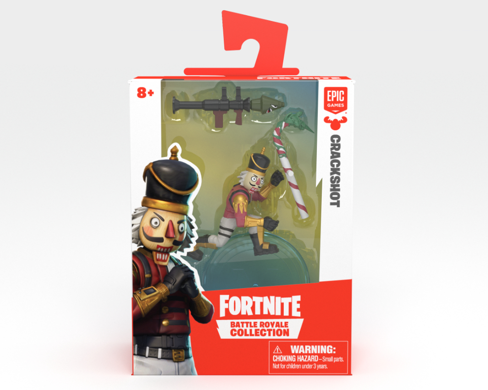 Fortnite – figurka z akcesorium - mfn63509-fortnite-figurka-crackshot-w-opak