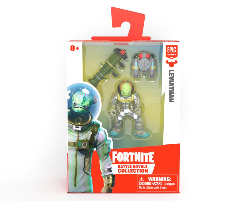 Fortnite – figurka z akcesorium - 63509-fn-w3-solo-pk-8