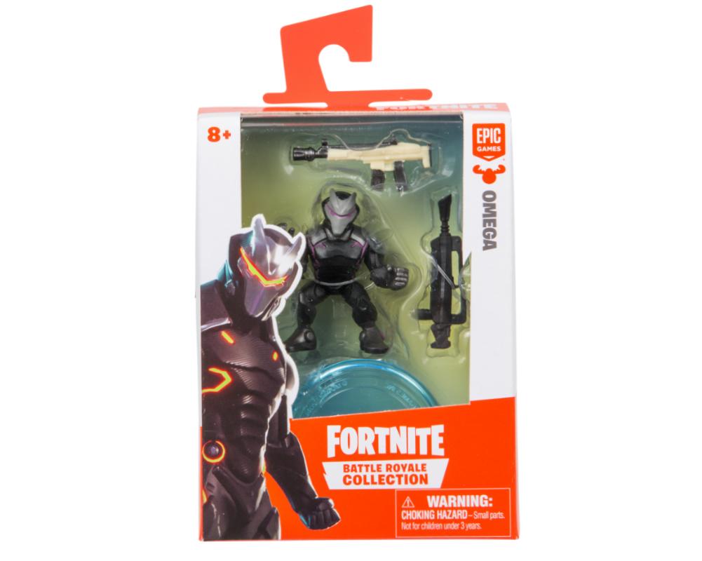 Fortnite – figurka z akcesorium - 63509-fortnite-s1-solo-fig-pack-10