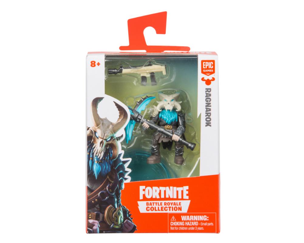 Fortnite – figurka z akcesorium - 63509-fortnite-s1-solo-fig-pack-11