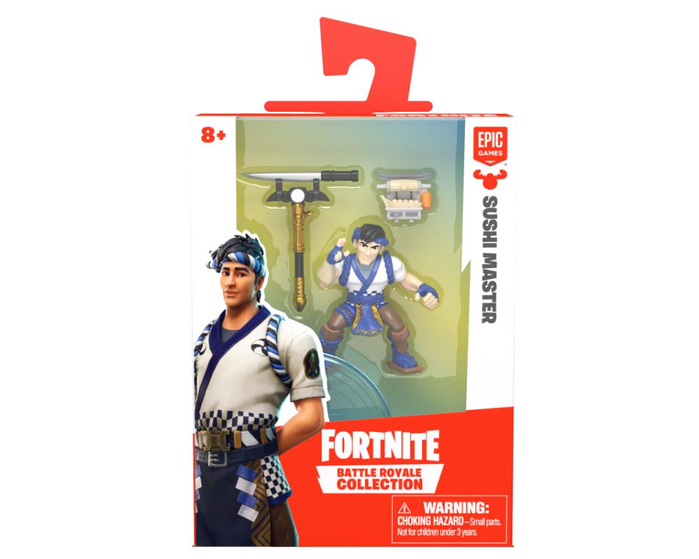 Fortnite – figurka z akcesorium - 63509-fn-w3-solo-pk-14