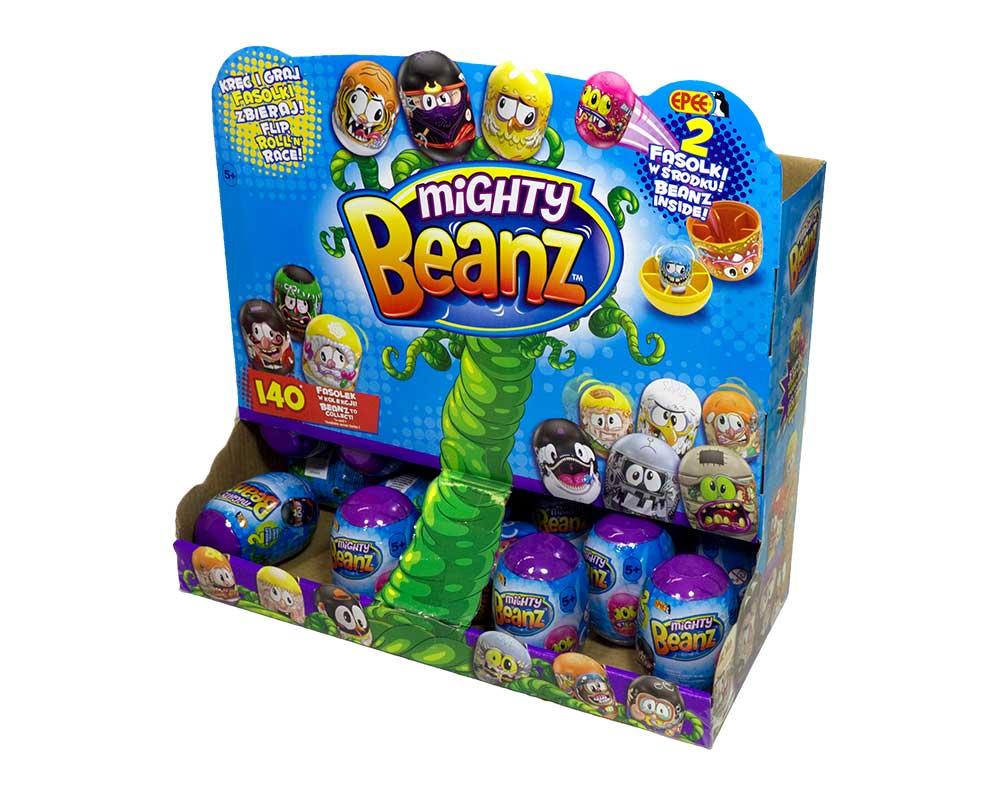Fasolki Mighty Beanz – Kapsuła – 2-pack - fasolki-mighty-beanz-2pack-kapsula-cdu-ep03378-1