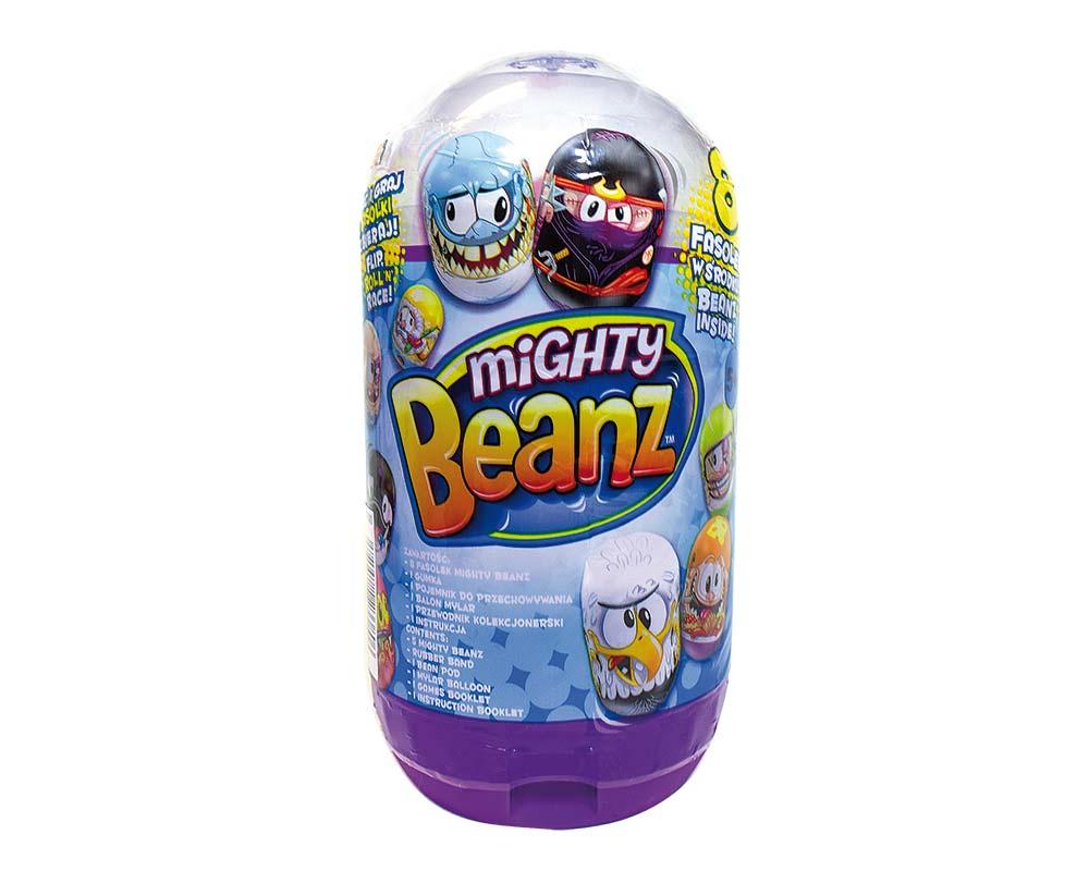Fasolki Mighty Beanz – Boombastyczna Fasola – 8-pack - fasolki-mighty-beanz-boombastyczna-fasola-8pack-ep03380-1