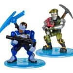 Fortnite – 2-pack figurek z akcesoriami, 5 ass. - fortnite-2pack-figurek-z-akcesorium-carbide-diecast-mfn63507 - miniaturka