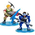 Fortnite – 2-pack figurek z akcesoriami, 5 ass. - fortnite-2pack-figurek-z-akcesorium-sergeant-jonesy-carbide-mfn63507 - miniaturka
