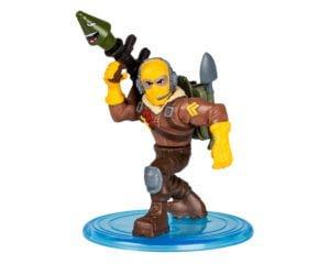 Fortnite – Legendarny Squad, 4-pack figurek z akcesoriami
