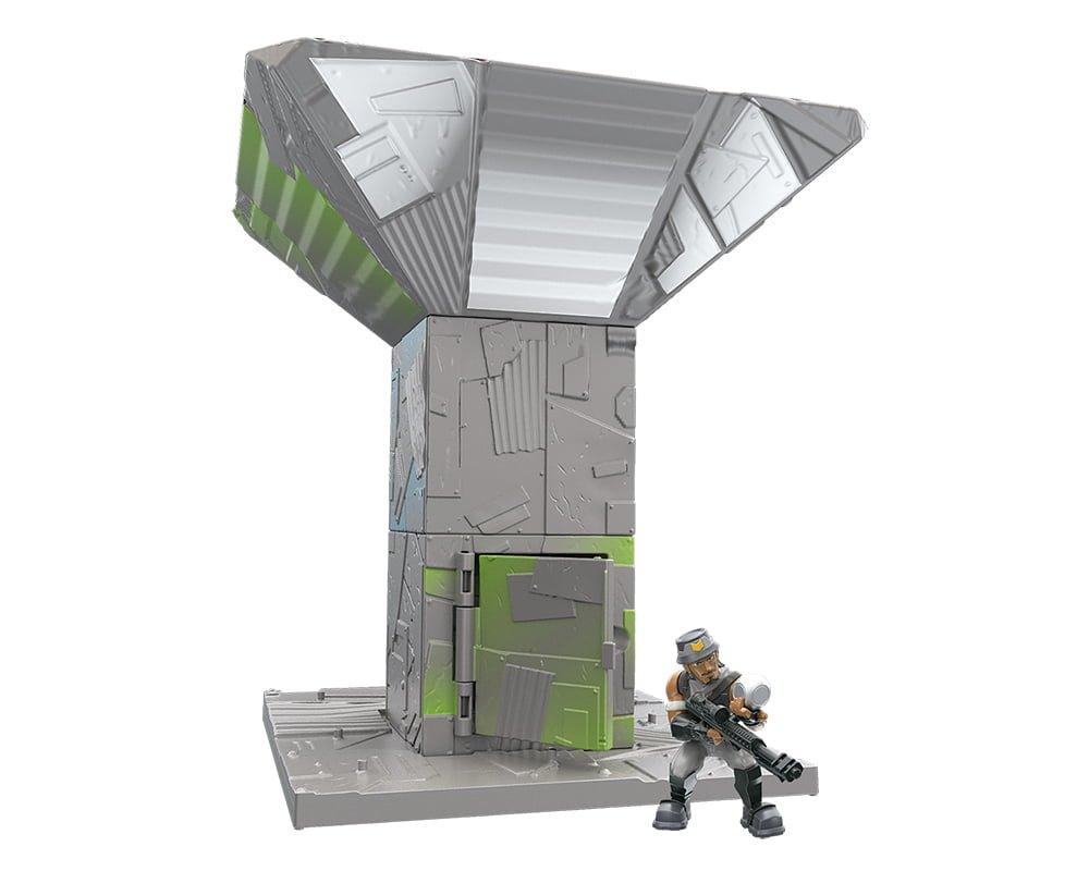 Fortnite – Fort, zestaw z ekskluzywną figurką - fortnite-zestaw-fort-z-ekskluzywna-figurka-mfn63510
