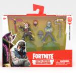Fortnite – 2-pack figurek z akcesoriami, 14 ass. - mfn63507-fortnite-2pack-abstrakt-drift-w-opak - miniaturka