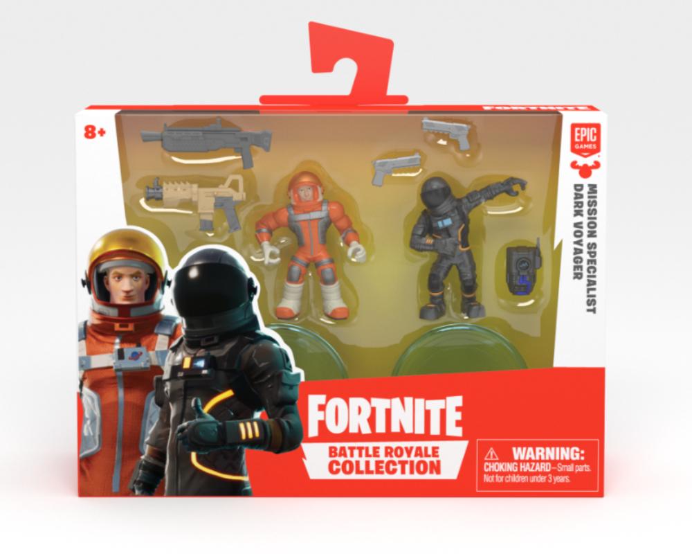Fortnite – 2-pack figurek z akcesoriami, 14 ass. - 63507-63540-fortnite-w2-duo-pack-2