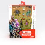 Fortnite – Legendarny Squad, 4-pack figurek z akcesoriami - mfn63508-fortnite-legendary-squad-dire-calamity-djyonder-giddy-up-w-opak - miniaturka