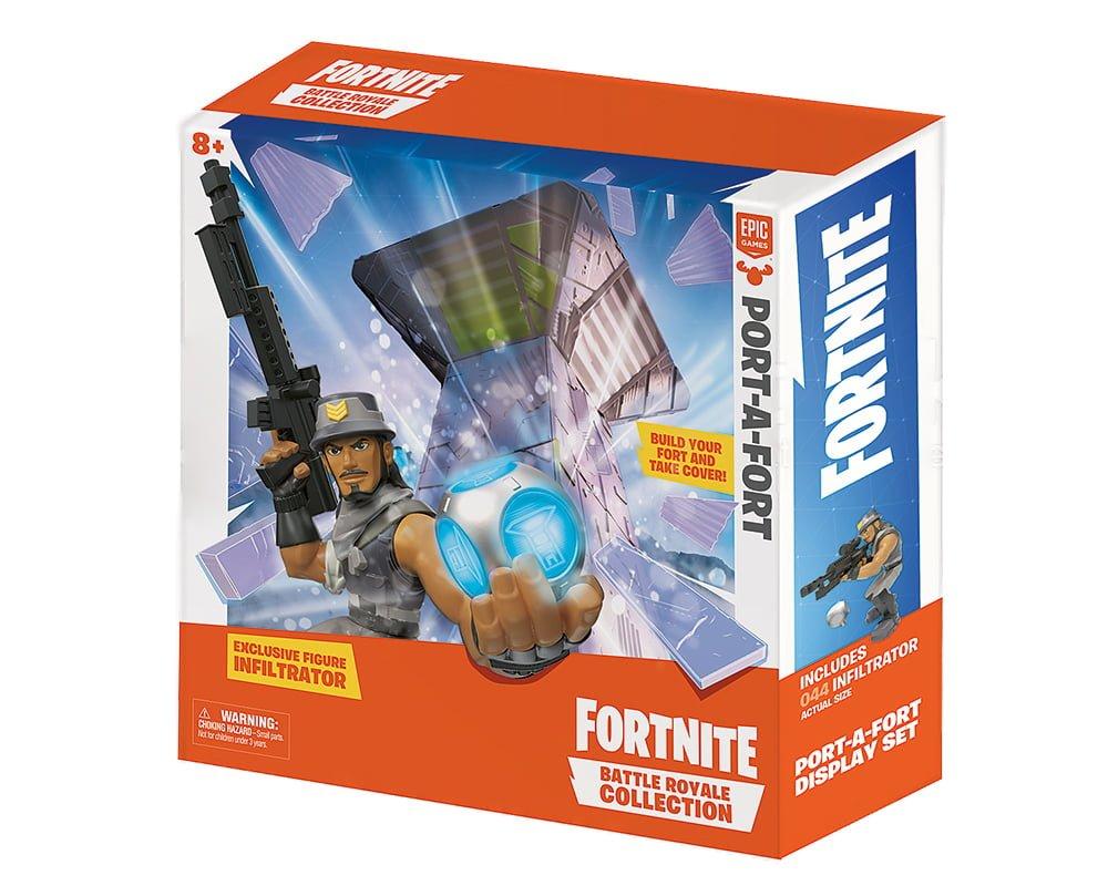 Fortnite – Fort, zestaw z ekskluzywną figurką - zestaw-fort-z-ekskluzywna-figurka-mfn63510-opakowanie