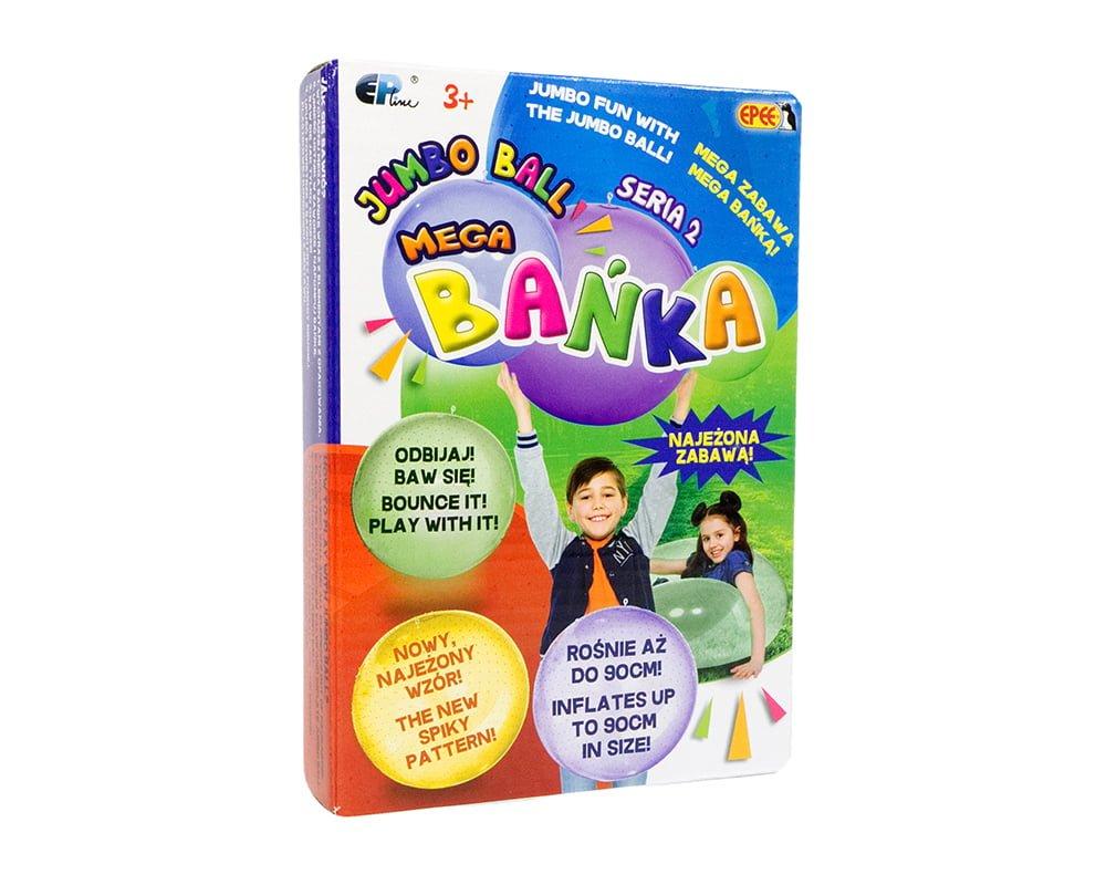 Mega Bańka – Mega Najeżona! - mega-banka-najezona-ep03463
