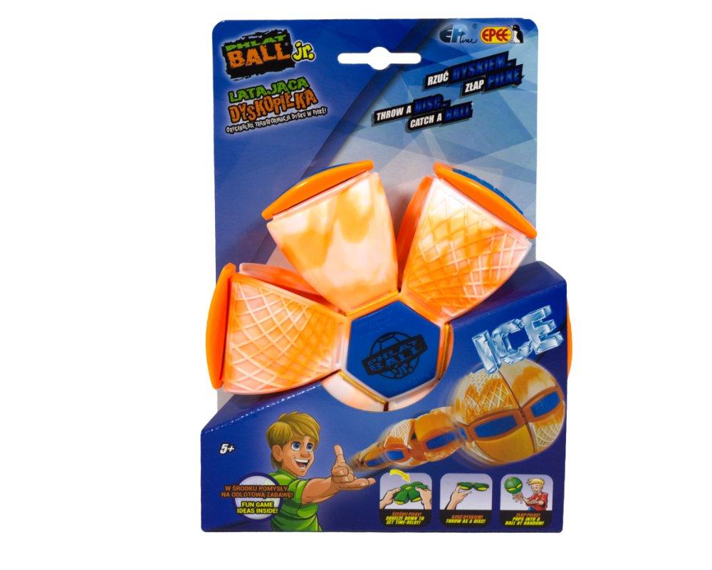 Latająca Dyskopiłka Ice - latajaca-dyskopilka-pomaranczowa