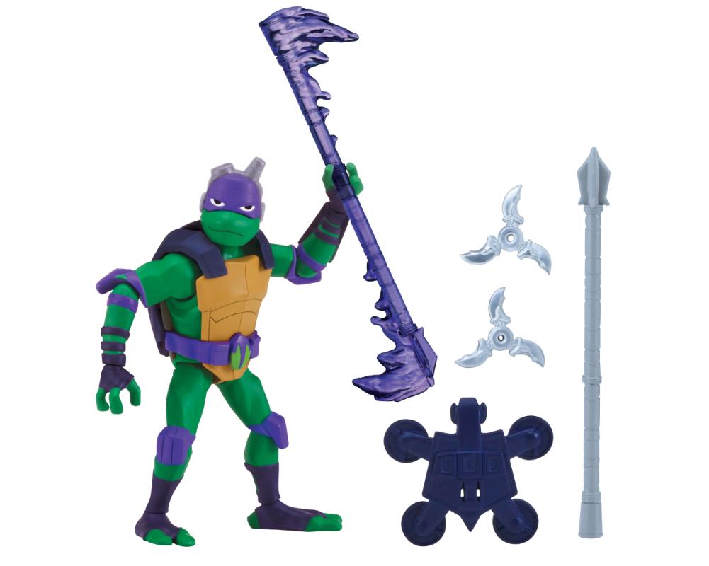 Wojownicze Żółwie Ninja: Ewolucja- figurka podstawowa - pzn80800-wojownicze-zolwie-ninja-figurka-podstawowa-donatello-bez-opak
