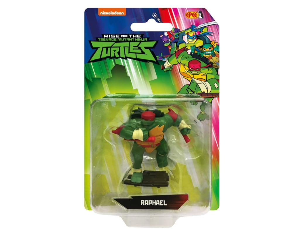 Wojownicze Żółwie Ninja: Ewolucja – Minifigurka blister - pzn81535-wojownicze-zolwie-ninja-minifigurka-blister-raphael-w-opak