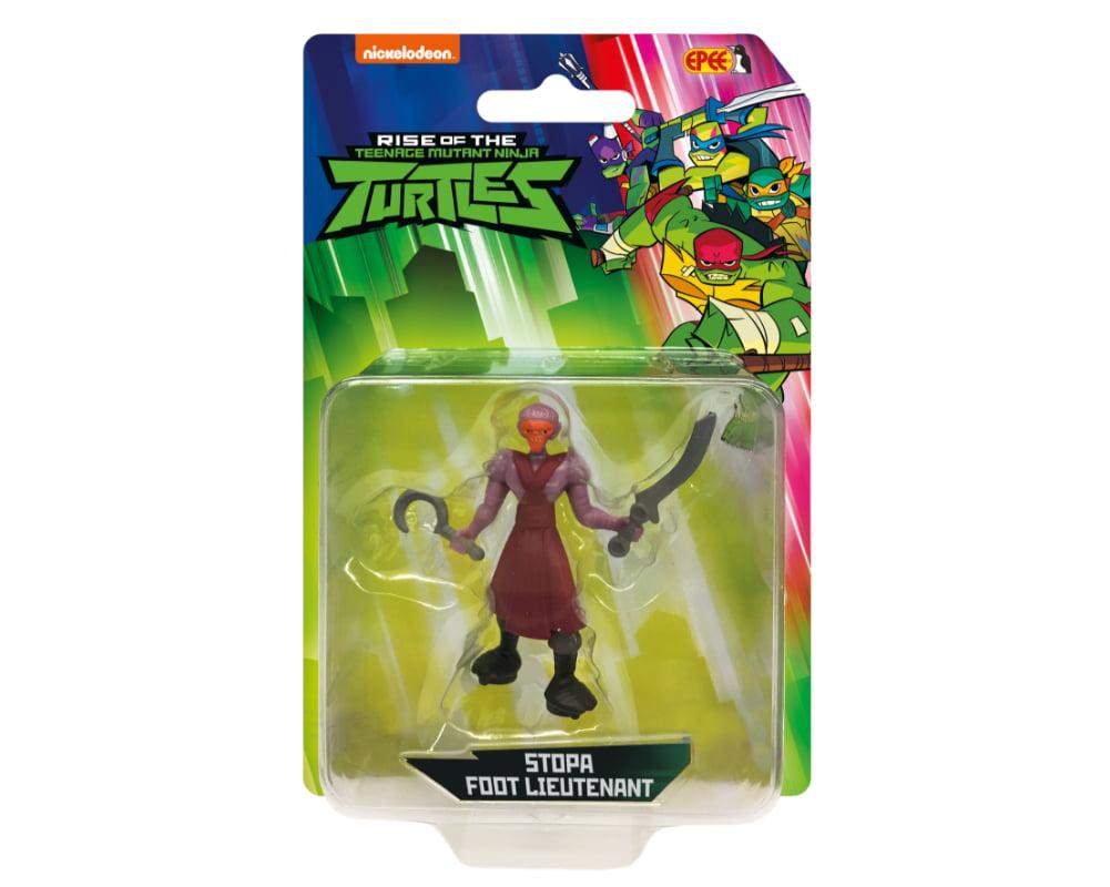 Wojownicze Żółwie Ninja: Ewolucja – Minifigurka blister - pzn81535-wojownicze-zolwie-ninja-minifigurka-blister-stopa-w-opak