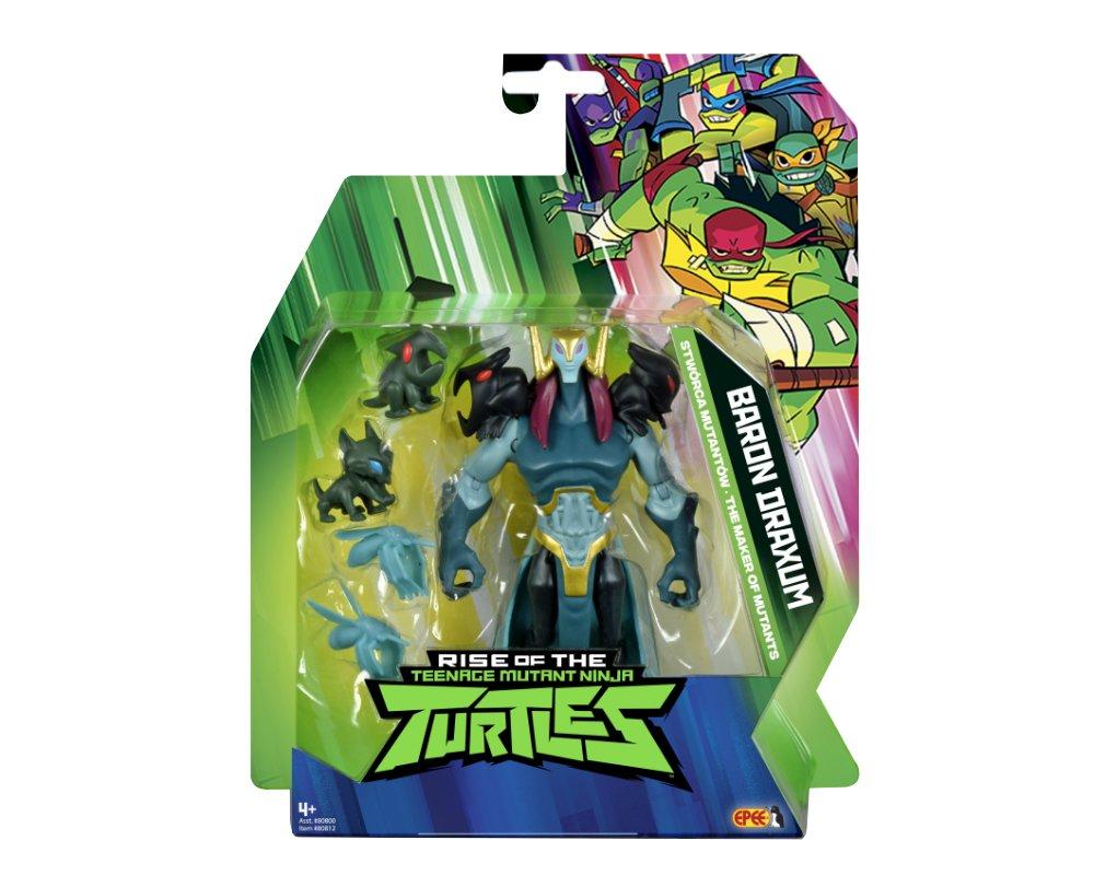 Wojownicze Żółwie Ninja: Ewolucja- figurka podstawowa - wojownicze-zolwie-ninja-figurka-podstawowa-baron-draxum