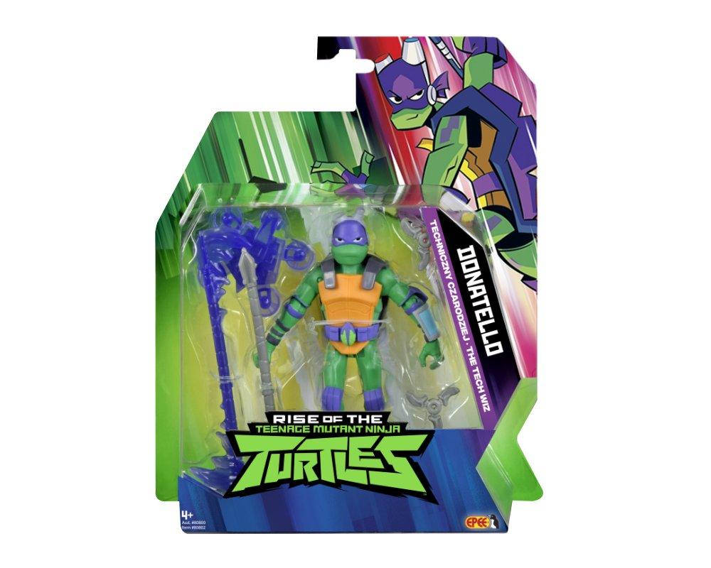 Wojownicze Żółwie Ninja: Ewolucja- figurka podstawowa - wojownicze-zolwie-ninja-figurka-podstawowa-donatello