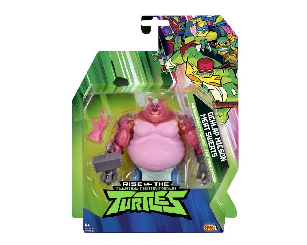 Wojownicze Żółwie Ninja: Ewolucja- figurka podstawowa - wojownicze-zolwie-ninja-figurka-podstawowa-ochlap-mieson