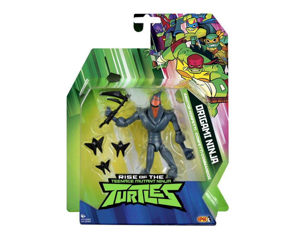 Wojownicze Żółwie Ninja: Ewolucja- figurka podstawowa - wojownicze-zolwie-ninja-figurka-podstawowa-origami-ninja